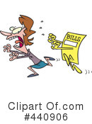 Bill Clipart #440906 by toonaday