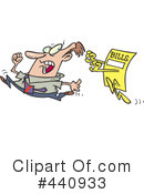 Bill Clipart #440933 by toonaday