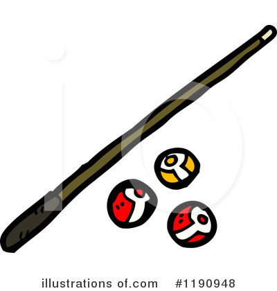 Billiards Clipart #1190948 by lineartestpilot