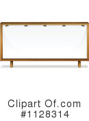 Royalty-Free (RF) Billboard Clipart Illustration #1128314