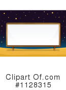 Royalty-Free (RF) Billboard Clipart Illustration #1128315