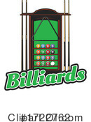 Billiards Clipart #1722762 by Vector Tradition SM