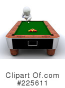Billiards Clipart #225611 by KJ Pargeter