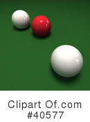 Billiards Clipart #40577 by Frank Boston