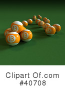 Billiards Clipart #40708 by Frank Boston