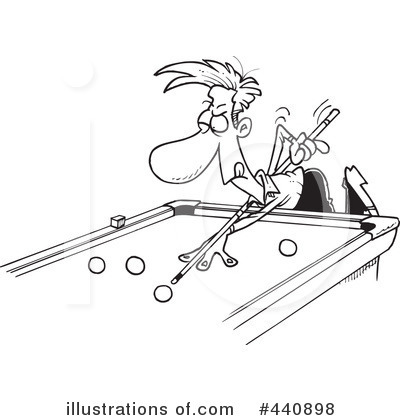 pool table coloring pages - photo#9