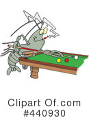 Billiards Clipart #440930 by toonaday