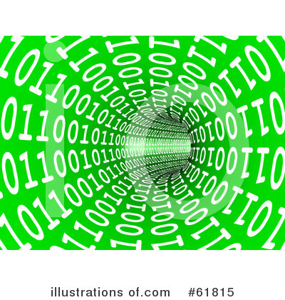 Binary Code Clipart #61815 by ShazamImages