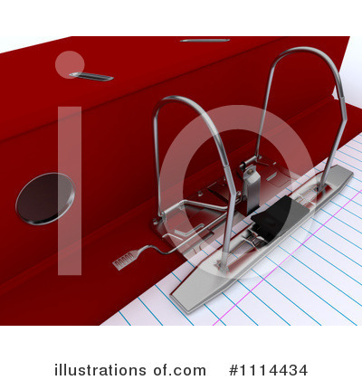 Binders Clipart #1114434 by KJ Pargeter