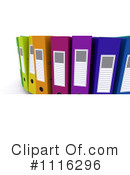 Binders Clipart #1116296 by KJ Pargeter