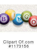 Royalty-Free (RF) Bingo Clipart Illustration #1173156