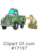 Royalty-Free (RF) Biodiesel Clipart Illustration #17197