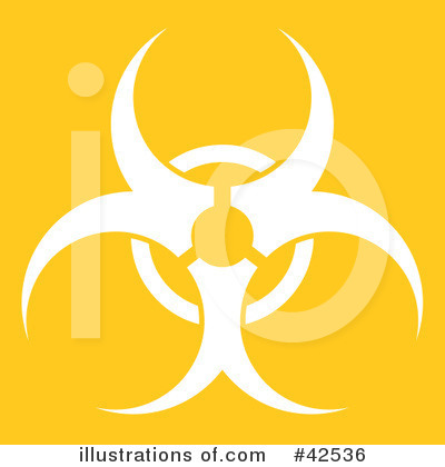Radioactive Clipart #42536 by Arena Creative