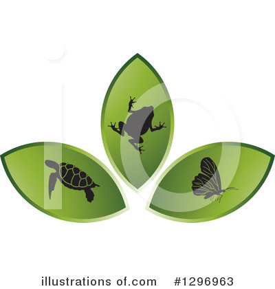 Butterfly Clipart #1296963 by Lal Perera