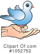 Royalty-Free (RF) Bird Clipart Illustration #1052752