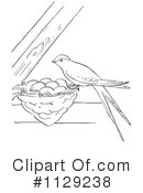 Bird Clipart #1129238 by Picsburg