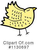 Royalty-Free (RF) Bird Clipart Illustration #1130697