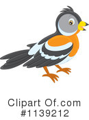 Royalty-Free (RF) Bird Clipart Illustration #1139212