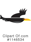 Bird Clipart #1146534 by Lal Perera