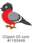 Royalty-Free (RF) Bird Clipart Illustration #1150649