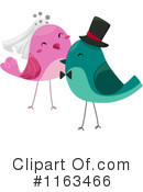 Royalty-Free (RF) bird Clipart Illustration #1163466