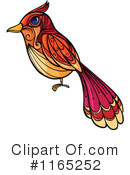 Royalty-Free (RF) Bird Clipart Illustration #1165252