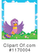 Bird Clipart #1170004 by visekart