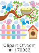 Bird Clipart #1170033 by visekart