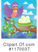 Bird Clipart #1170037 by visekart