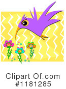 Bird Clipart #1181285 by bpearth