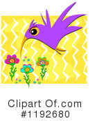 Bird Clipart #1192680 by bpearth