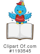 Bird Clipart #1193545 by BNP Design Studio