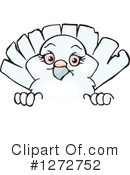 Royalty-Free (RF) Bird Clipart Illustration #1272752