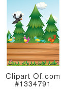 Bird Clipart #1334791 by Graphics RF