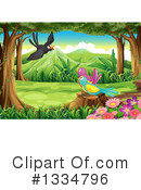 Bird Clipart #1334796 by Graphics RF