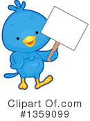 Bird Clipart #1359099 by BNP Design Studio