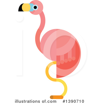 Bird Clipart #1390710 by Vector Tradition SM