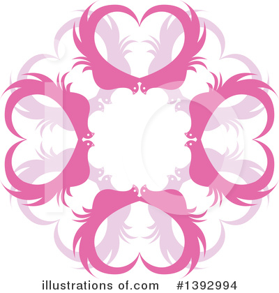 Heart Clipart #1392994 by Lal Perera