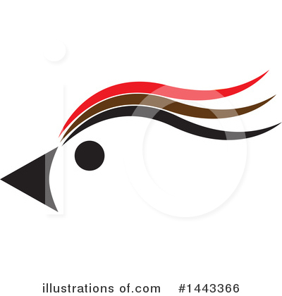 Bird Clipart #1443366 by ColorMagic