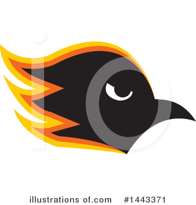 Bird Clipart #1443371 by ColorMagic