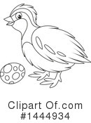Bird Clipart #1444934 by Alex Bannykh