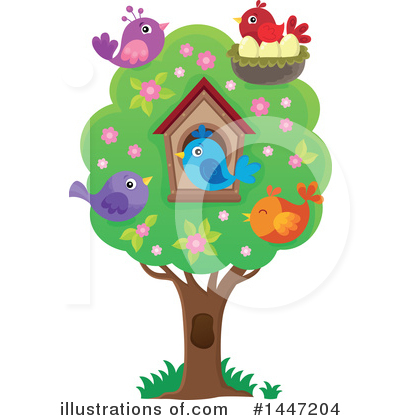 Animals Clipart #1447204 by visekart
