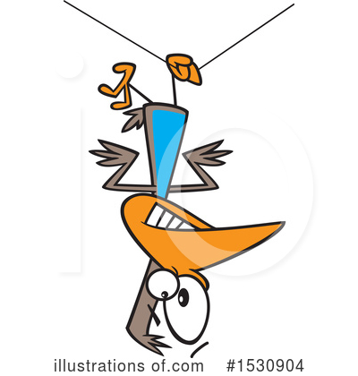 Bird Clipart #1530904 by toonaday