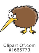 Bird Clipart #1665773 by toonaday