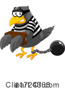 Bird Clipart #1724368 by Hit Toon