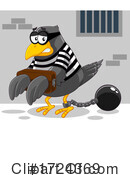 Bird Clipart #1724369 by Hit Toon