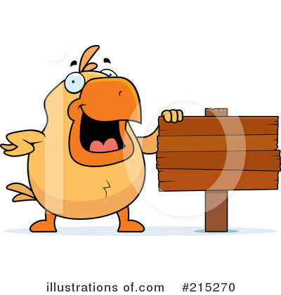 Chicken Clipart #215270 by Cory Thoman