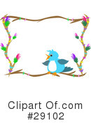 Bird Clipart #29102 by bpearth