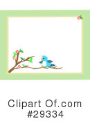 Bird Clipart #29334 by bpearth