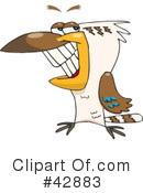 Bird Clipart #42883 by Dennis Holmes Designs